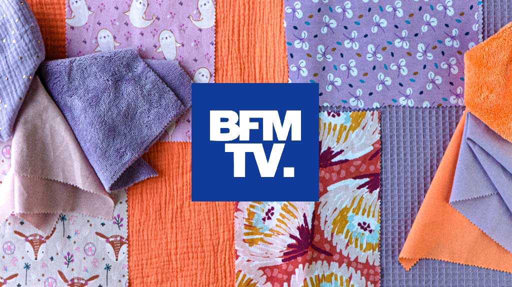 PUB BFM TV Domotex